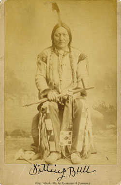 Sitting Bull av Barry