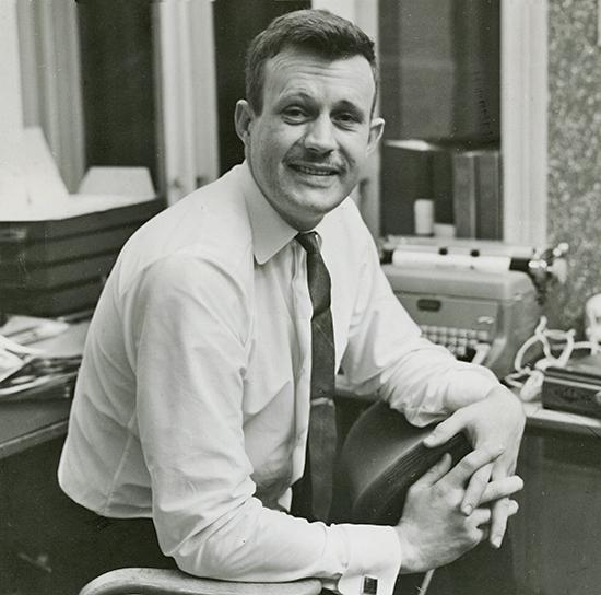 d7adcdcc1bb2 I slutet av 1950-talet bytte Börje ut boxningshandskarna mot pensel och  skrivmaskin